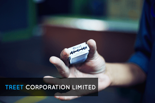 Treet Corporation Limited